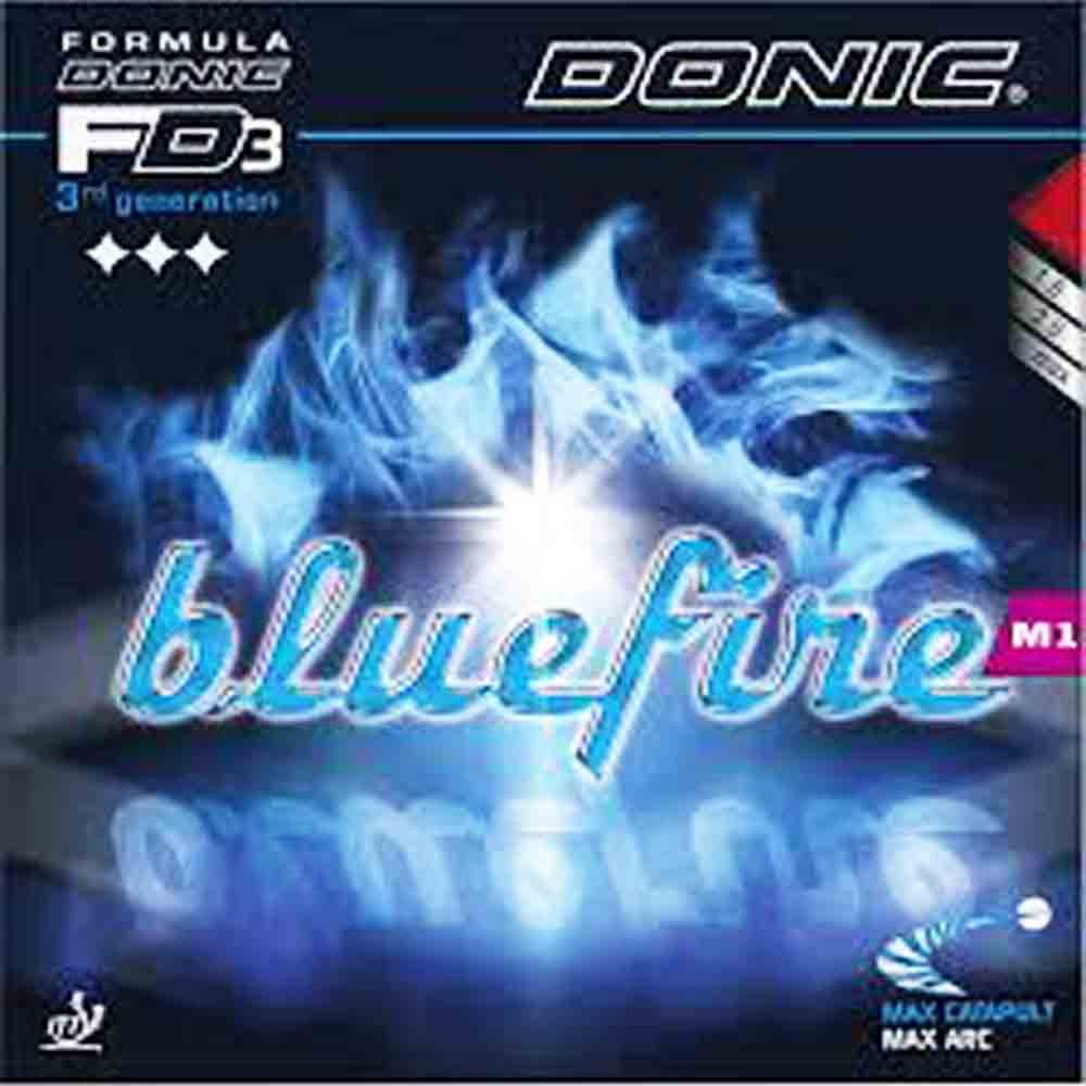 Donic Blue Fire M1 Table Tennis Rubber