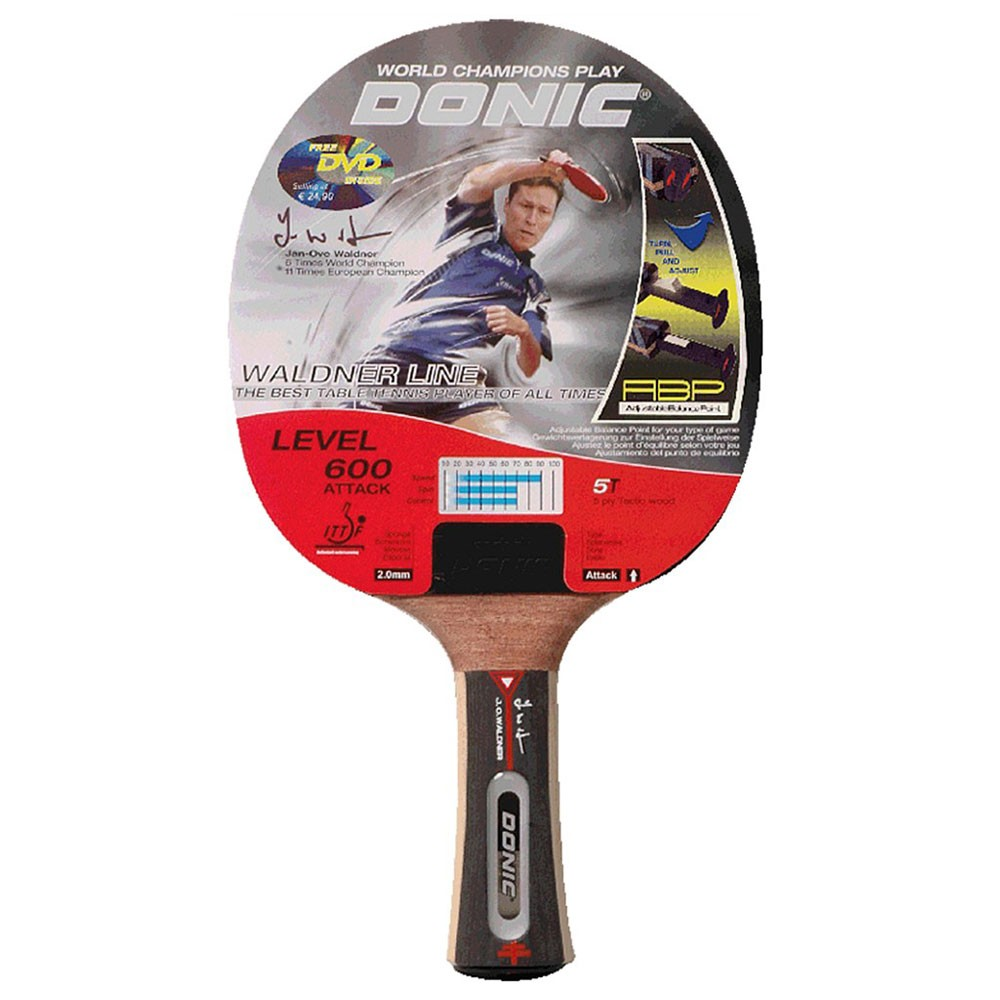 Donic Top Team 600 Table Tennis Bat
