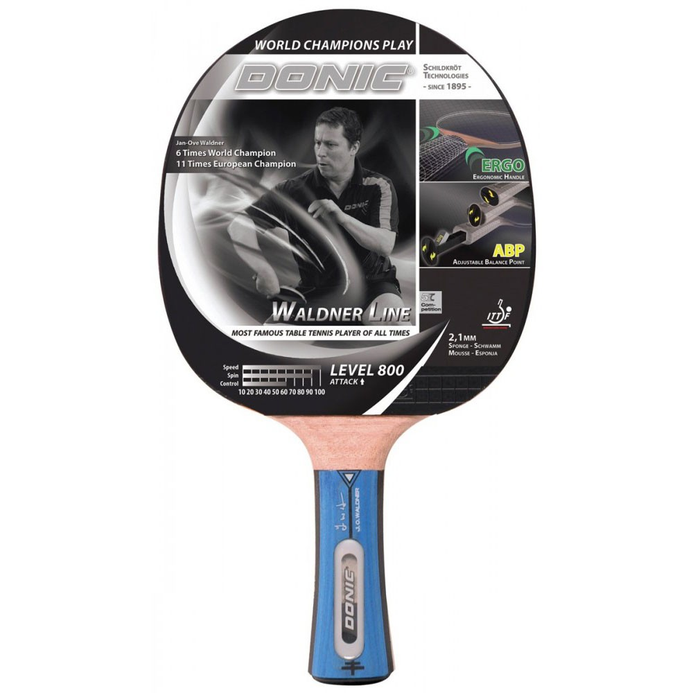 Donic Waldner 800 Table Tennis Bat