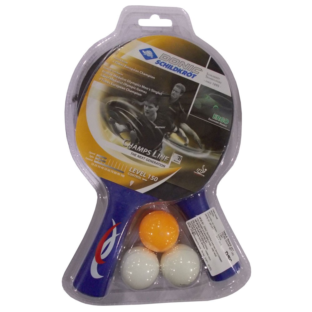 Donic Young Champ Set 150 Table Tennis Bat Set