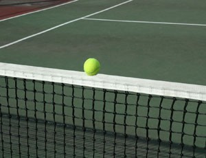 Sportiva Tournament Tennis Net-Garware
