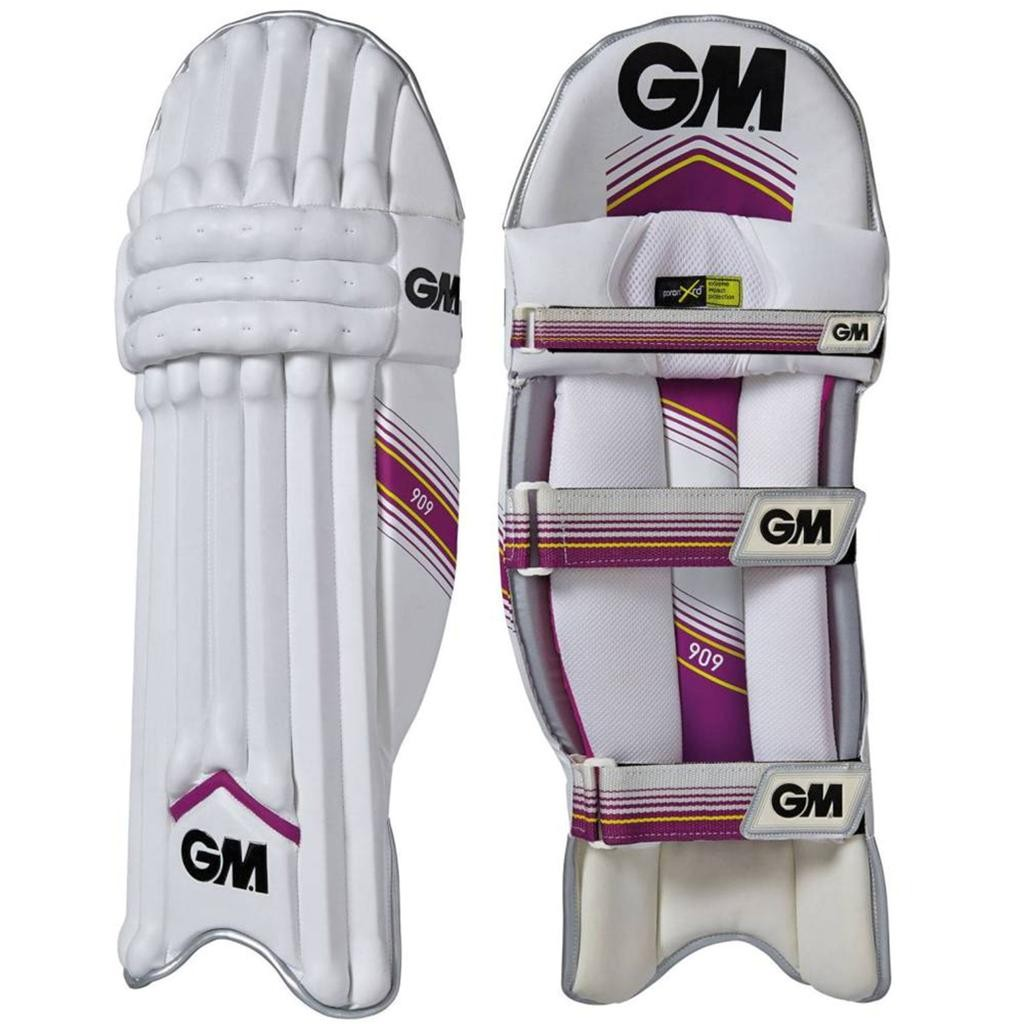 GM 909 d30 Cricket Batting Leg guards