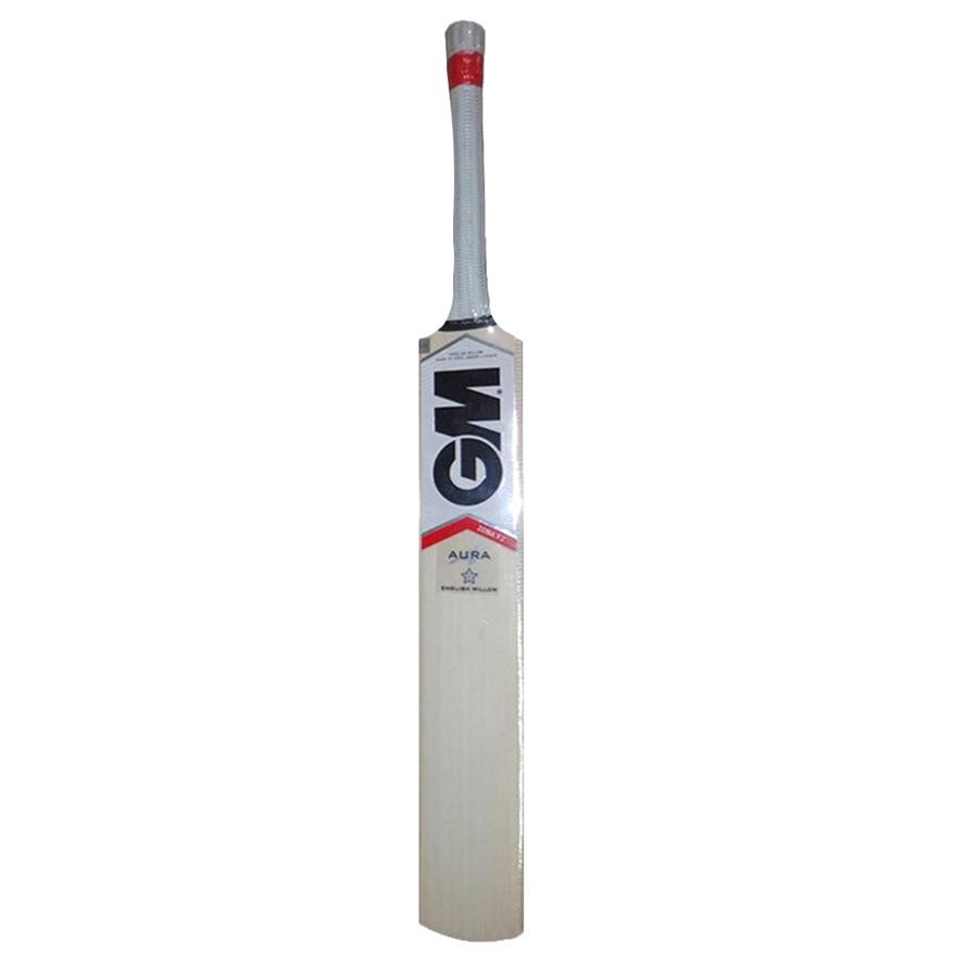 Gm Aura Excalibur English Willow Cricket Bat