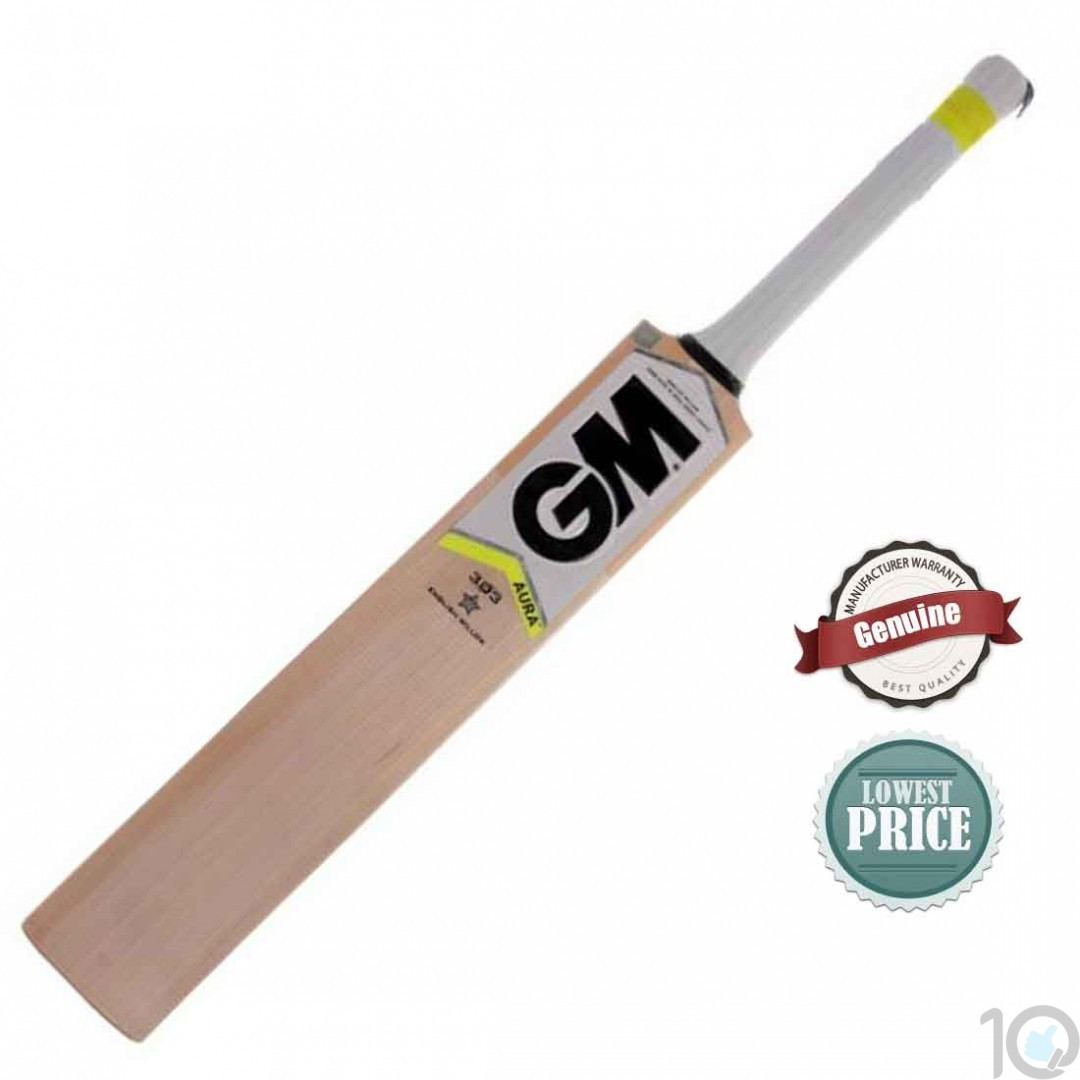 Gm Aura F2 303 English Willow Cricket Bat