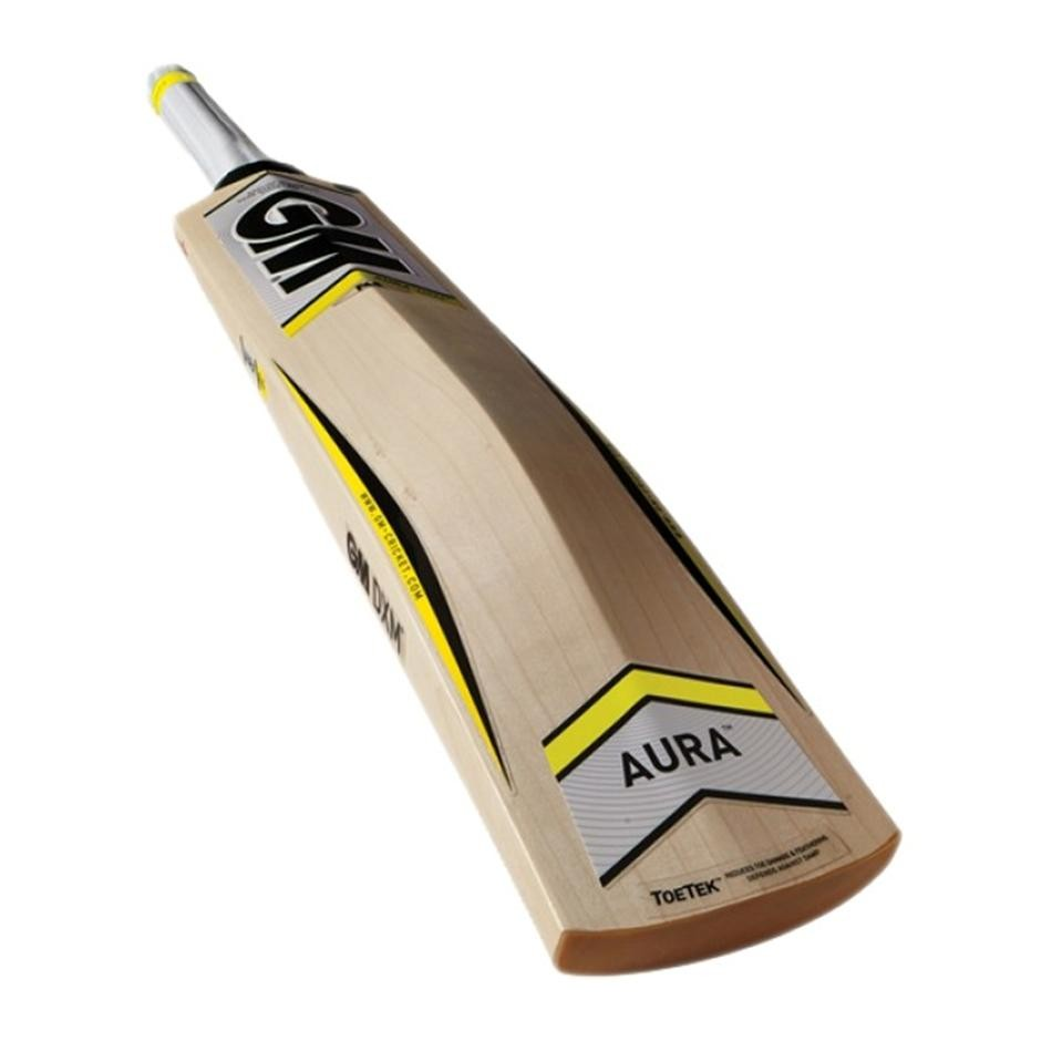 Gm Aura F2 909 English Willow Cricket Bat