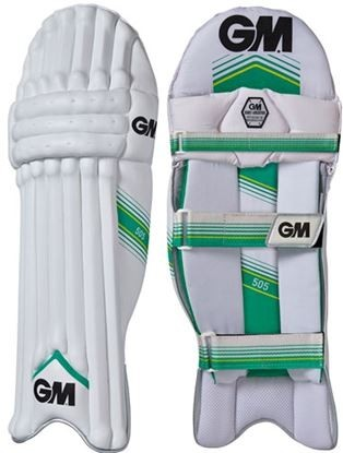 GM 505 Cricket Batting Leg guards