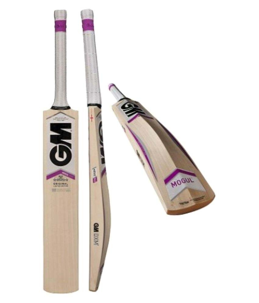 GM Mogul 404 English Willow Cricket Bat