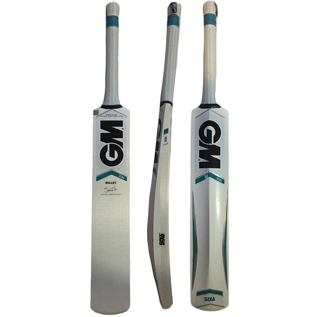 GM Six6 303 English Willow Cricket Bat