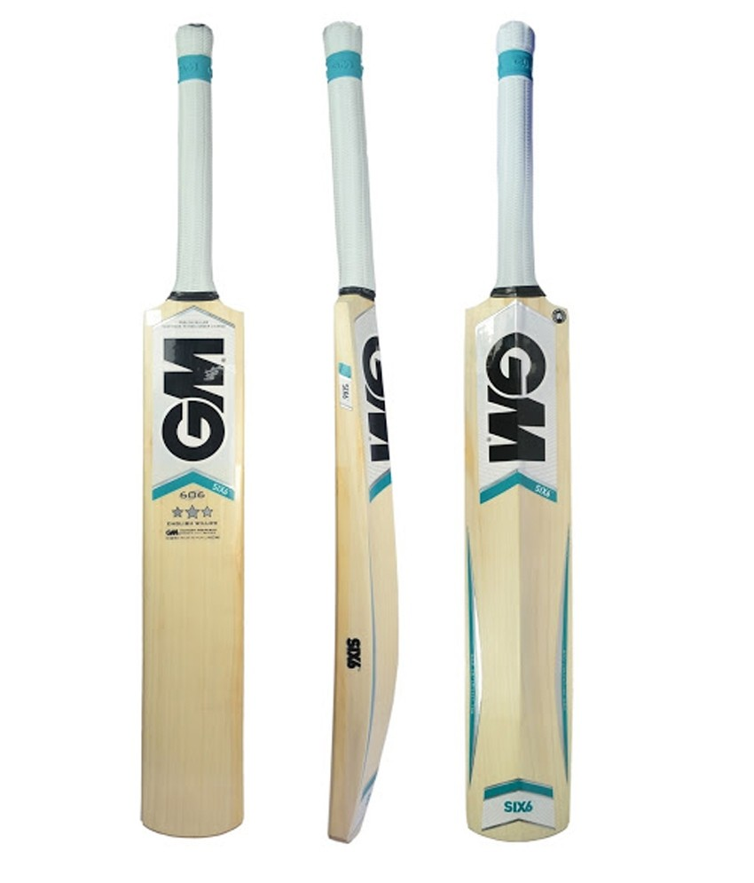 GM Six6 F2 606 English Willow Cricket Bat