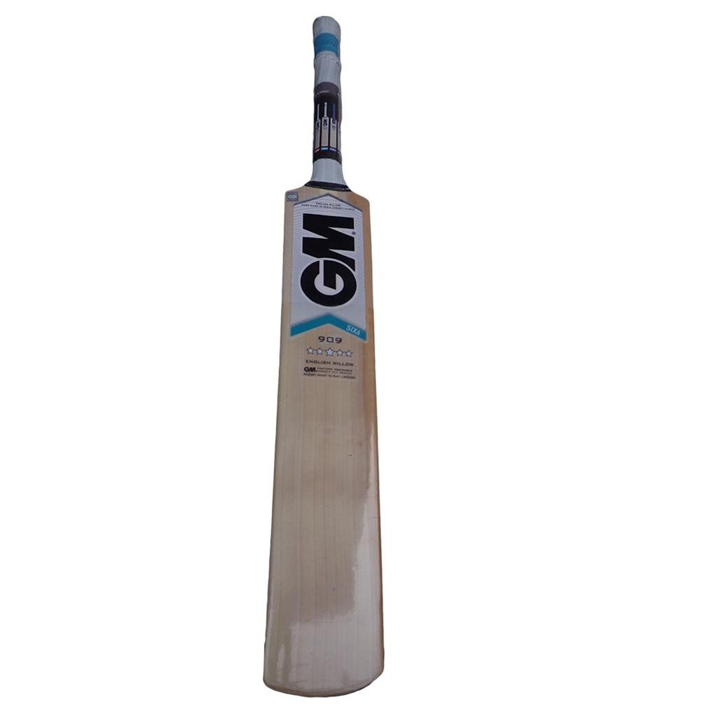GM Six6 F2 909 English Willow Cricket Bat