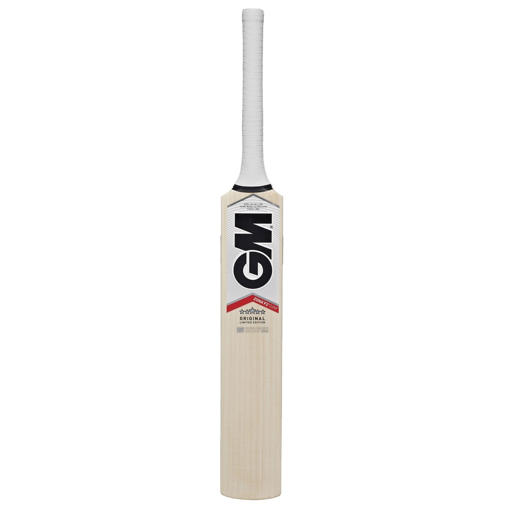 GM Zona F2 Original Limited Edition English Willow Cricket Bat