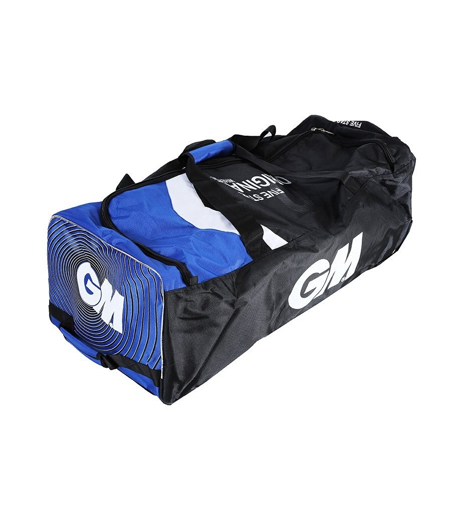 Gm 5 Star Original Wheelie Cricket Kit Bag
