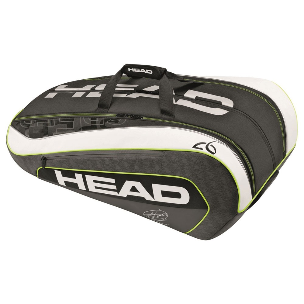 Head 12R Djokovic Monster Combi Kit Bag