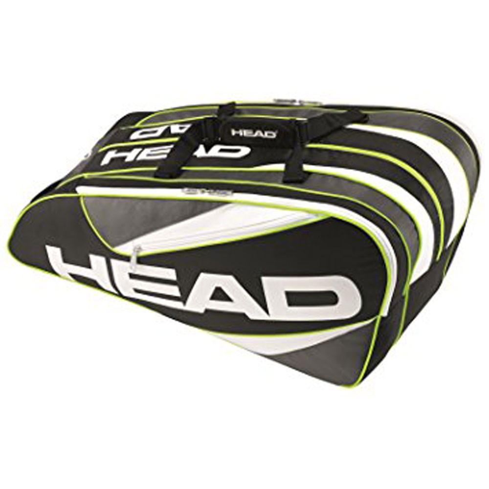 Head 12R Elite Monster Combi Tennis Kit Bag