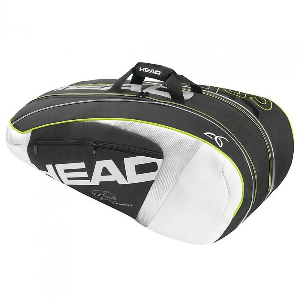 Head 9R Djokovic Super Combi Kit Bag