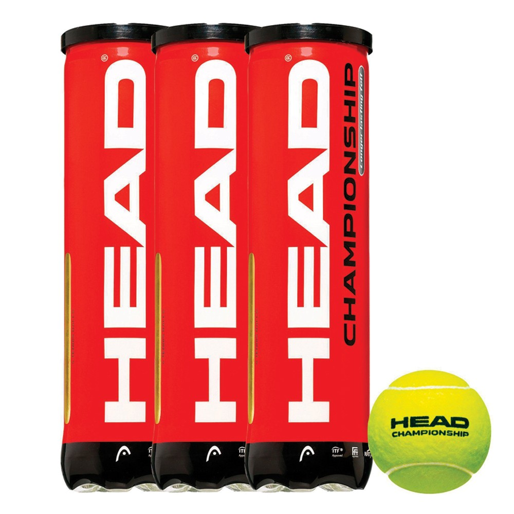 Head Championship Tennis Ball (Per Dozen)