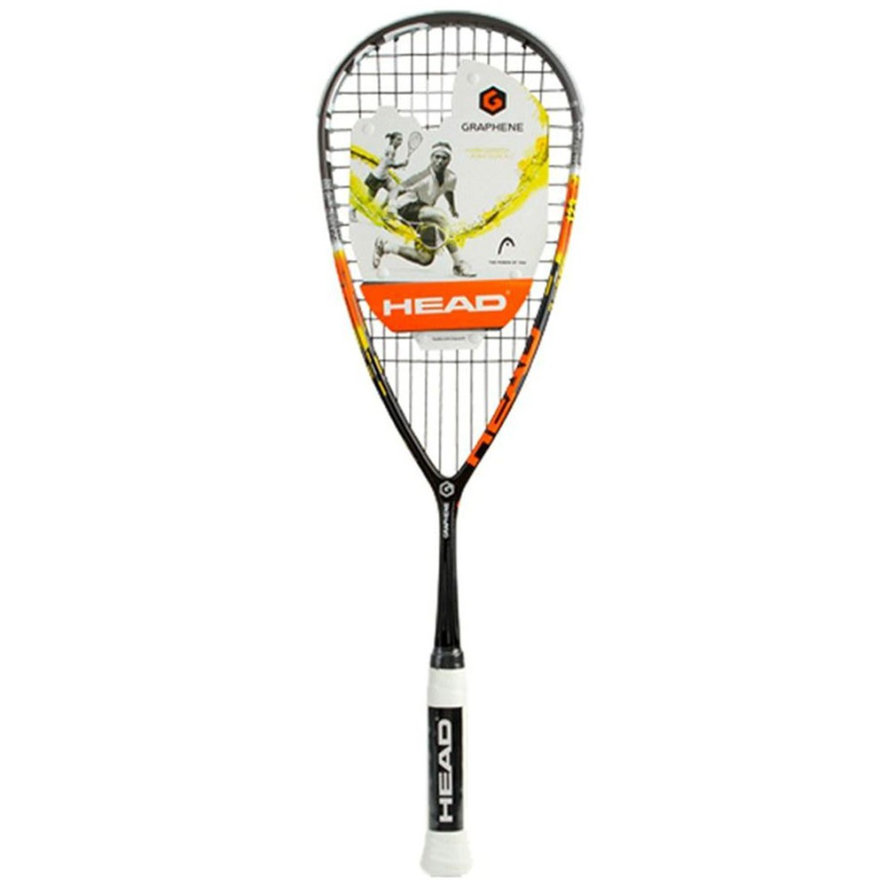 Head Graphene Hurricane 123 Squash Racket