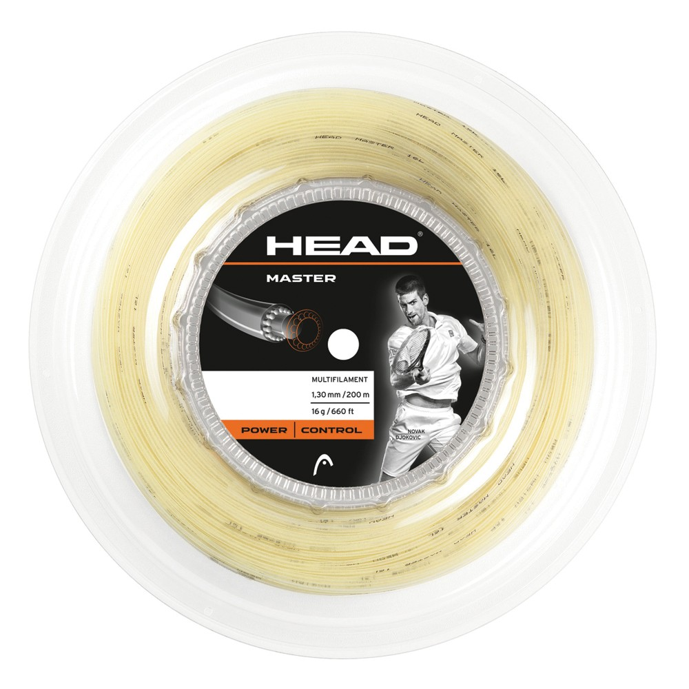 Head Master 15 L Tennis Reel (400 m)