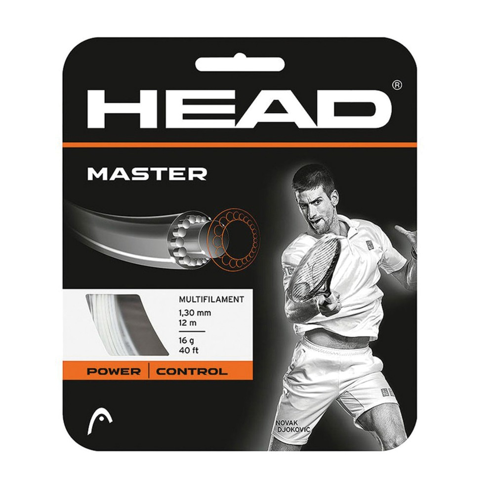Head Master 16L Tennis String Set