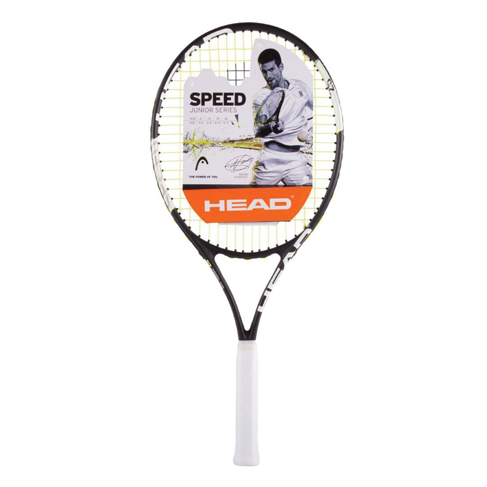 Head Speed 25  Junior Tennis Racket (Fused Graphite)