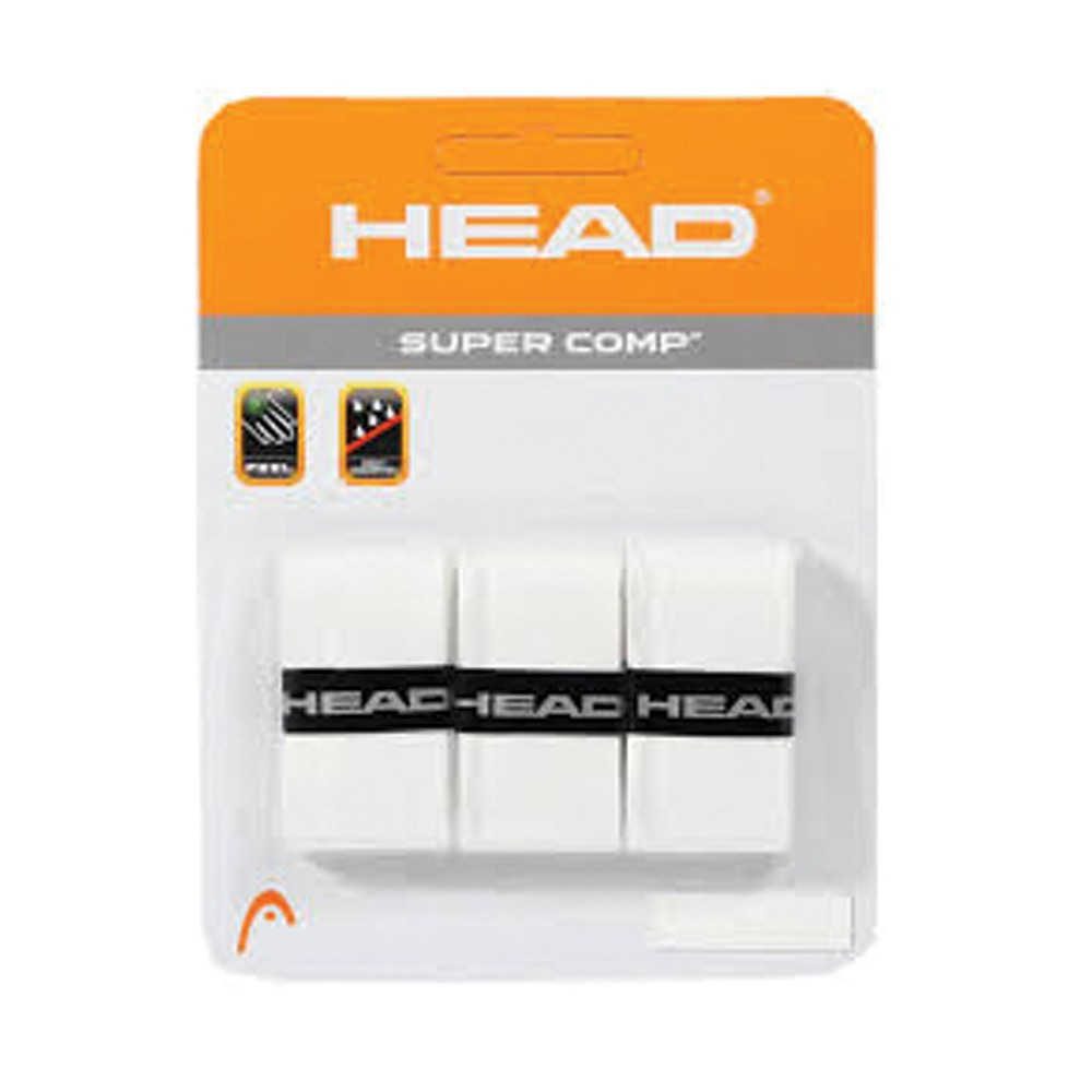 Head Super Comp Tennis Grip ( 3 pc set )