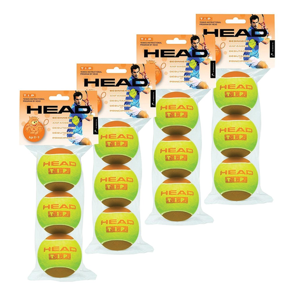 Head TIP - II Tennis Ball (Dozen)