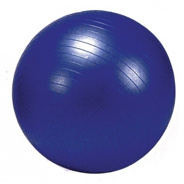Nivia Anti Burst Gym Ball With Foot Pump