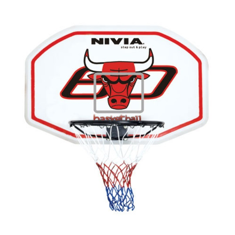 Nivia Basketball Backboard(Made of PE Blow Molding)