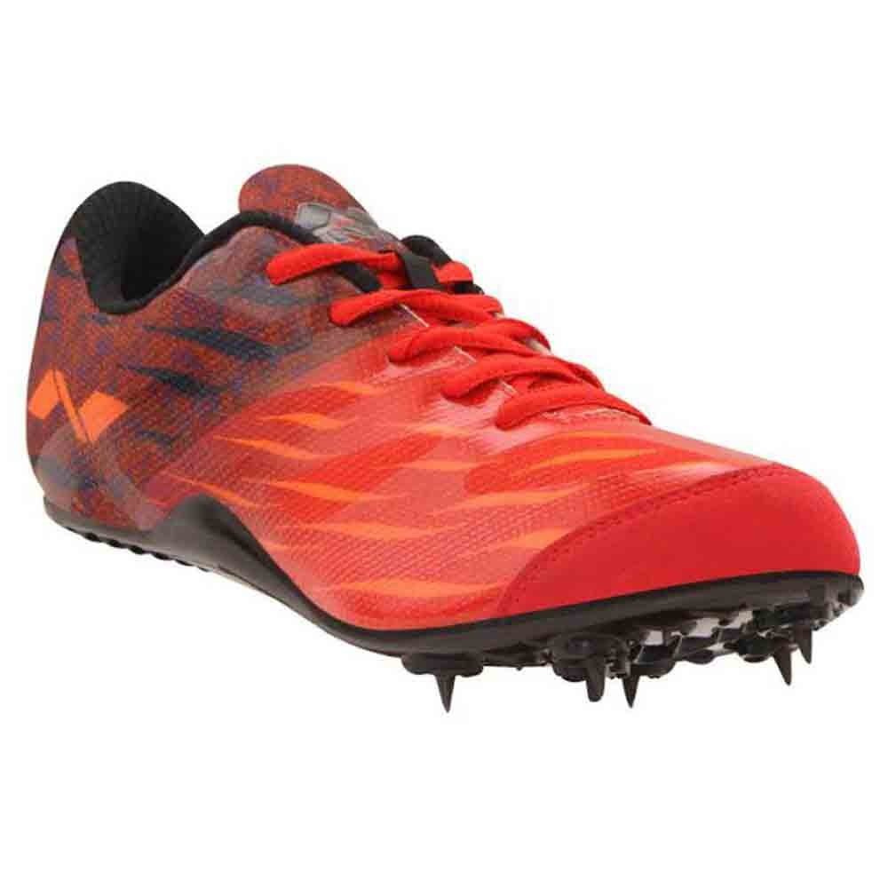 Nivia Carbonite Spikes Running Shoes