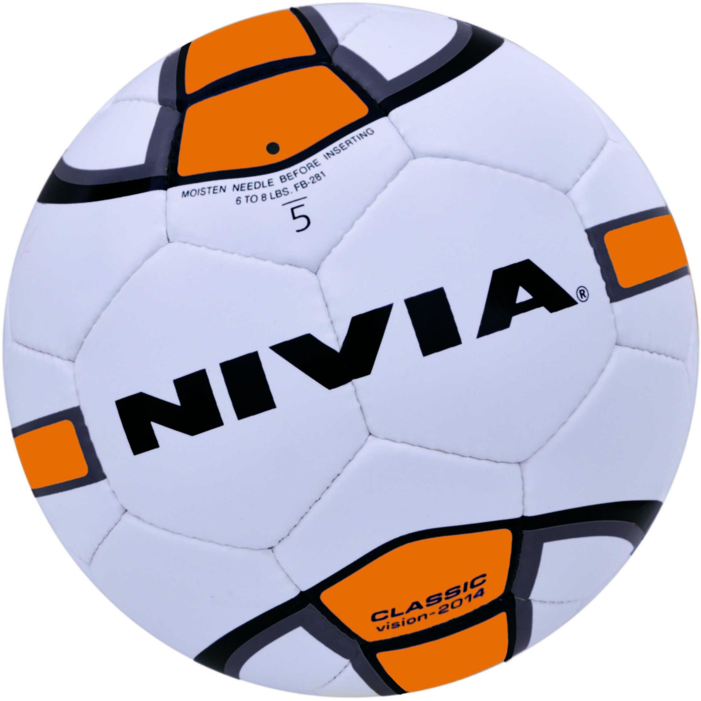 Nivia Classic Football Size 5