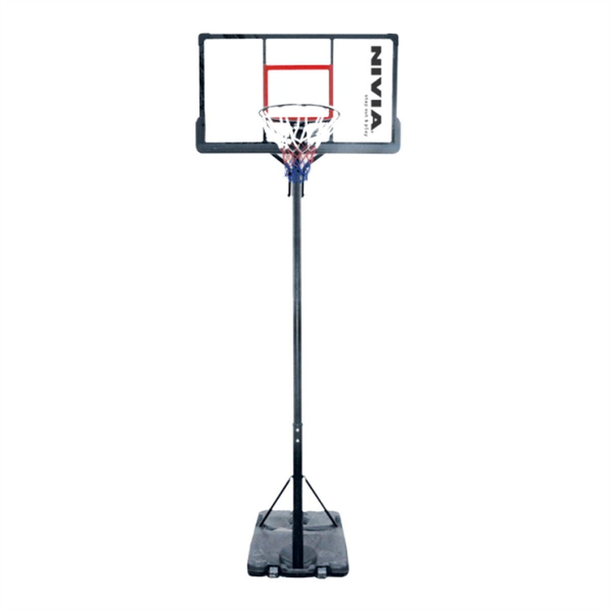 Nivia Portable Basketball Stand