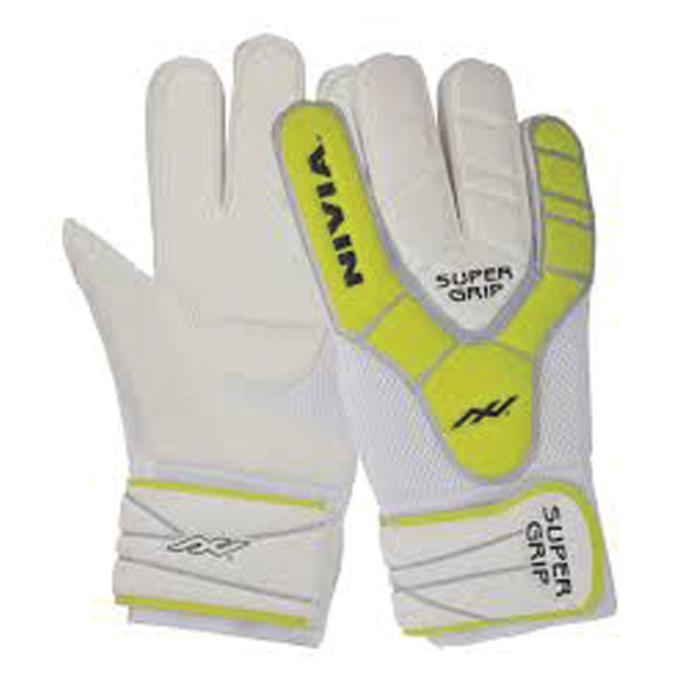 Nivia Super Grip GoalKeeper Gloves