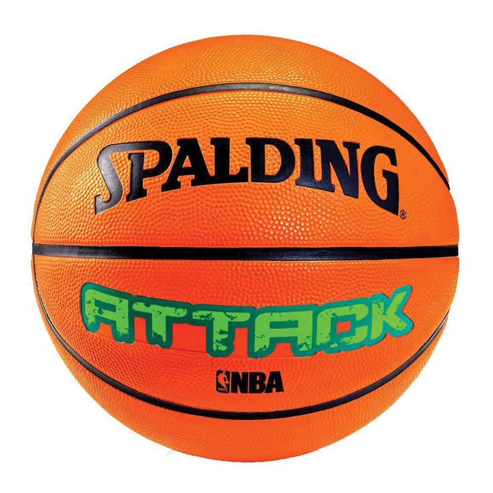 Spalding Attack Basketball