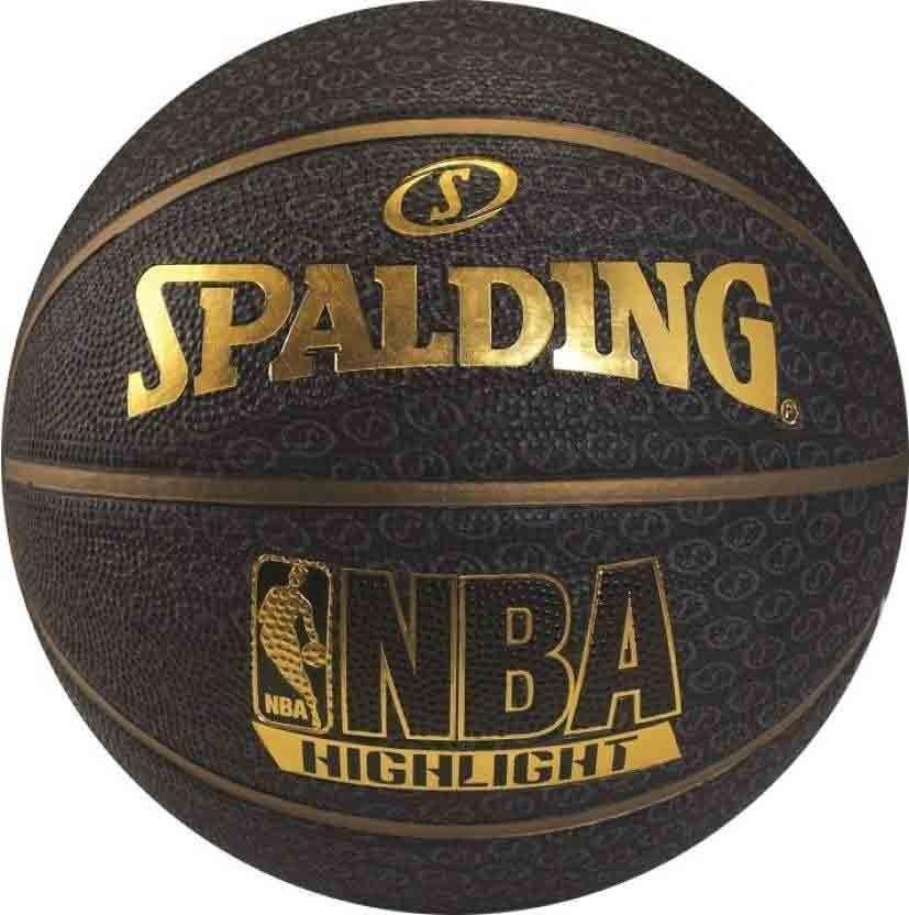 Spalding Highlight Gold Fast S Basketball