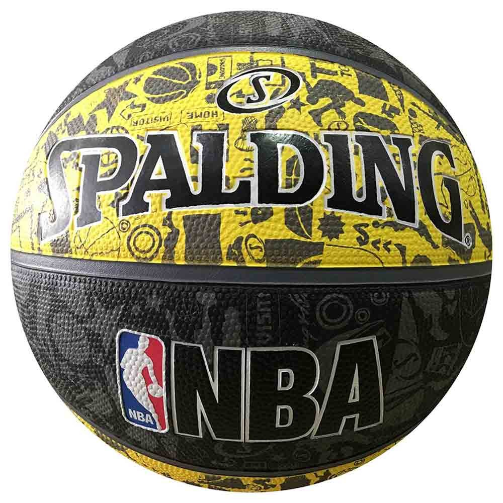 Spalding NBA Graffiti Basketball