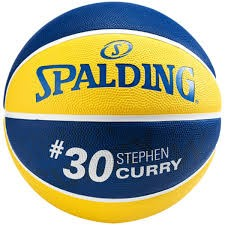 Spalding Stephen Curry Basketball