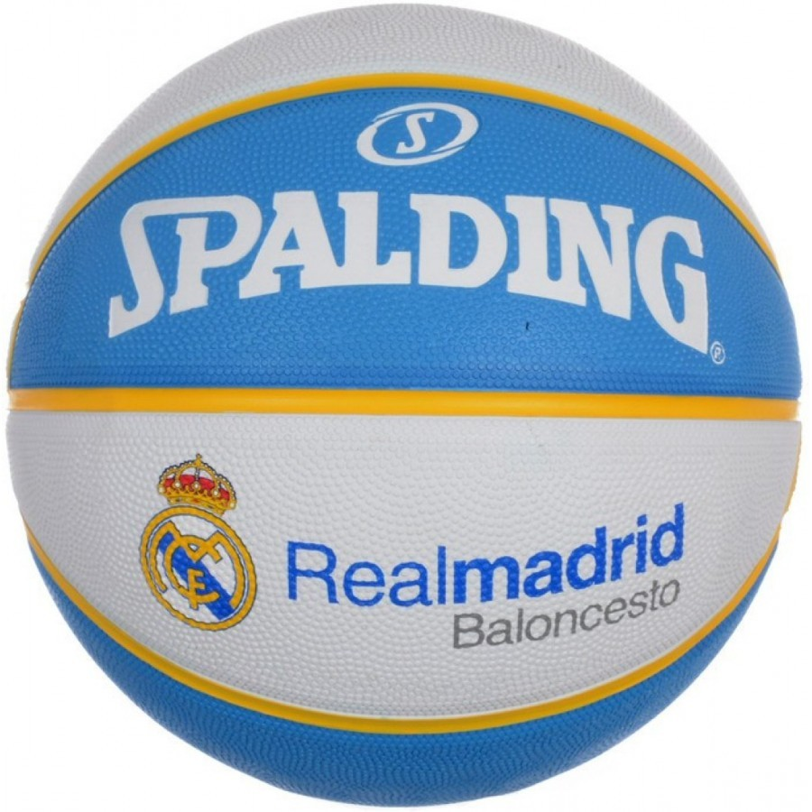 Spalding Euro Real Madrid Basketball