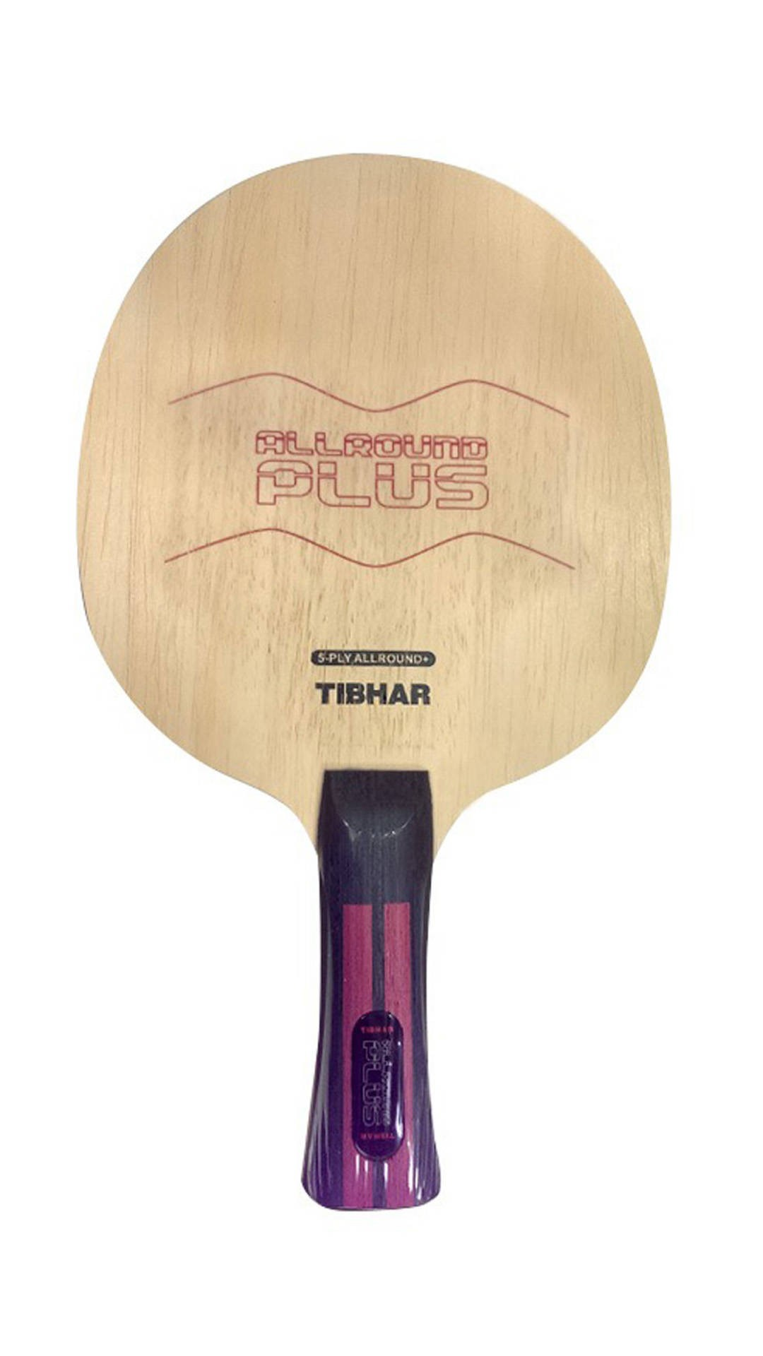 Tibhar ALL Round Plus Table Tennis Blade