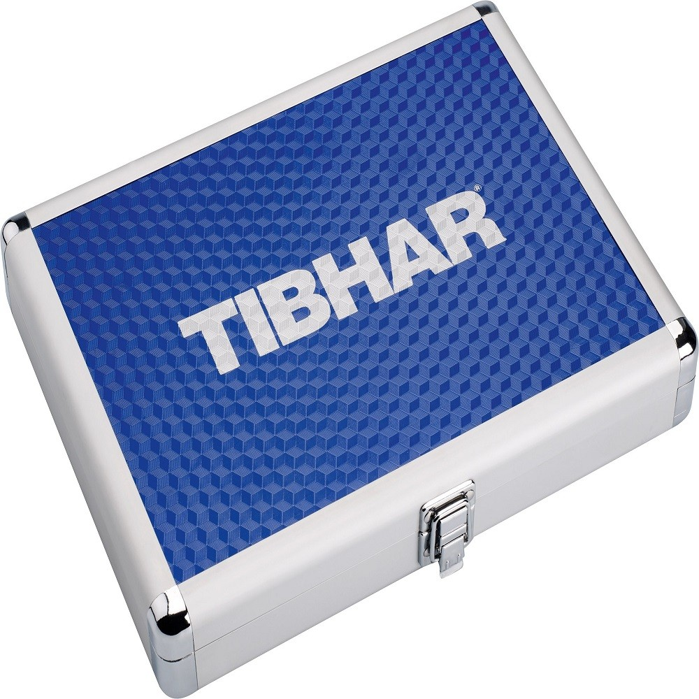 Tibhar Alum Cube Table Tennis Bat Case