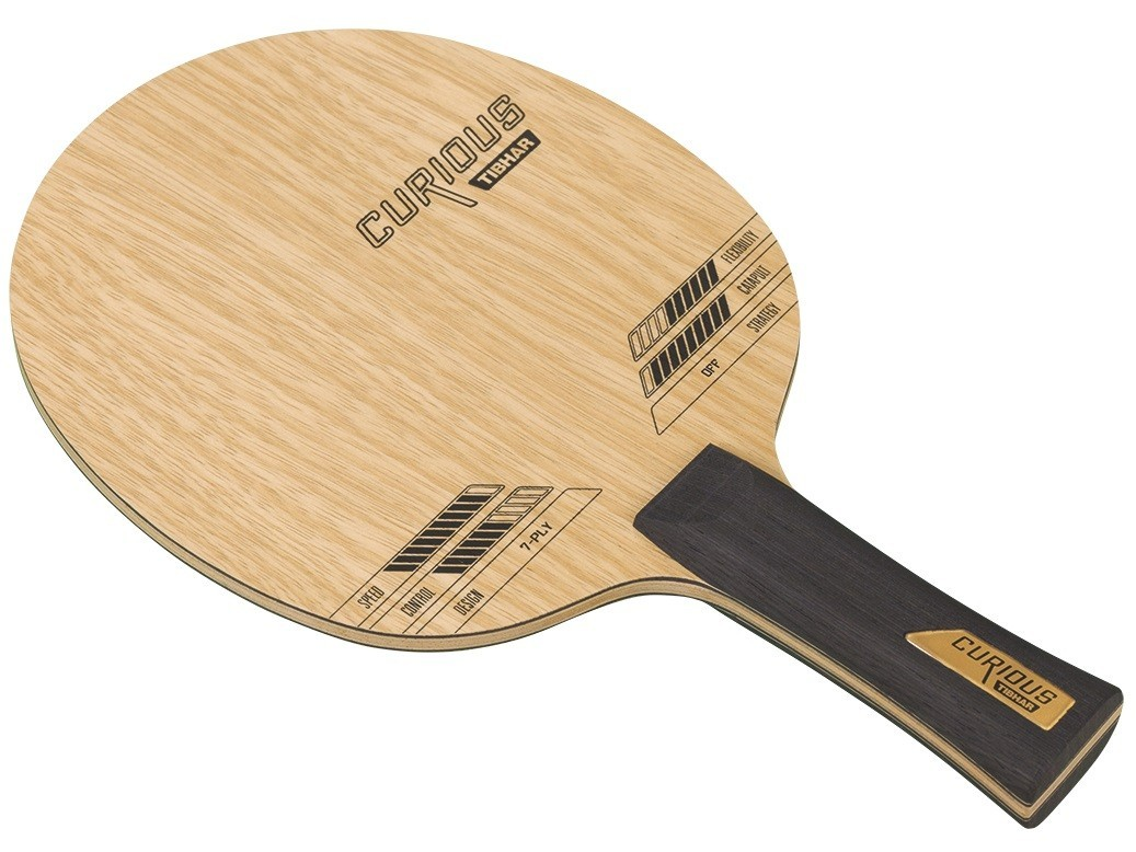 Tibhar Curious Table Tennis Blade