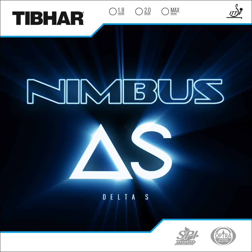 Tibhar Nimbus Delta S Table Tennis Rubber