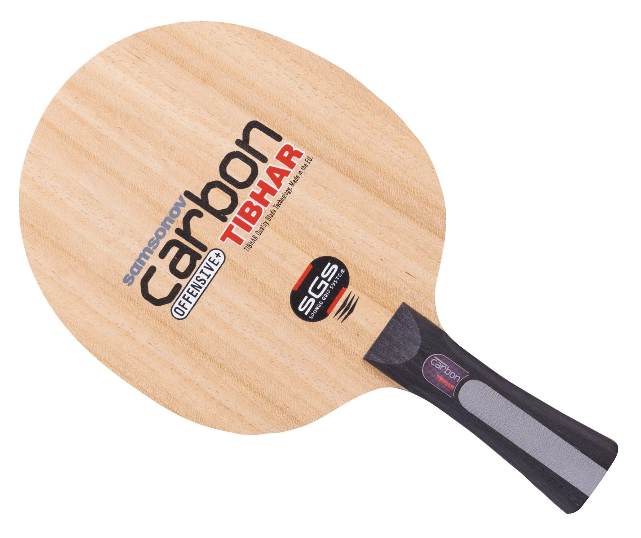 Tibhar Samsonov Carbon SGS Table Tennis Blade