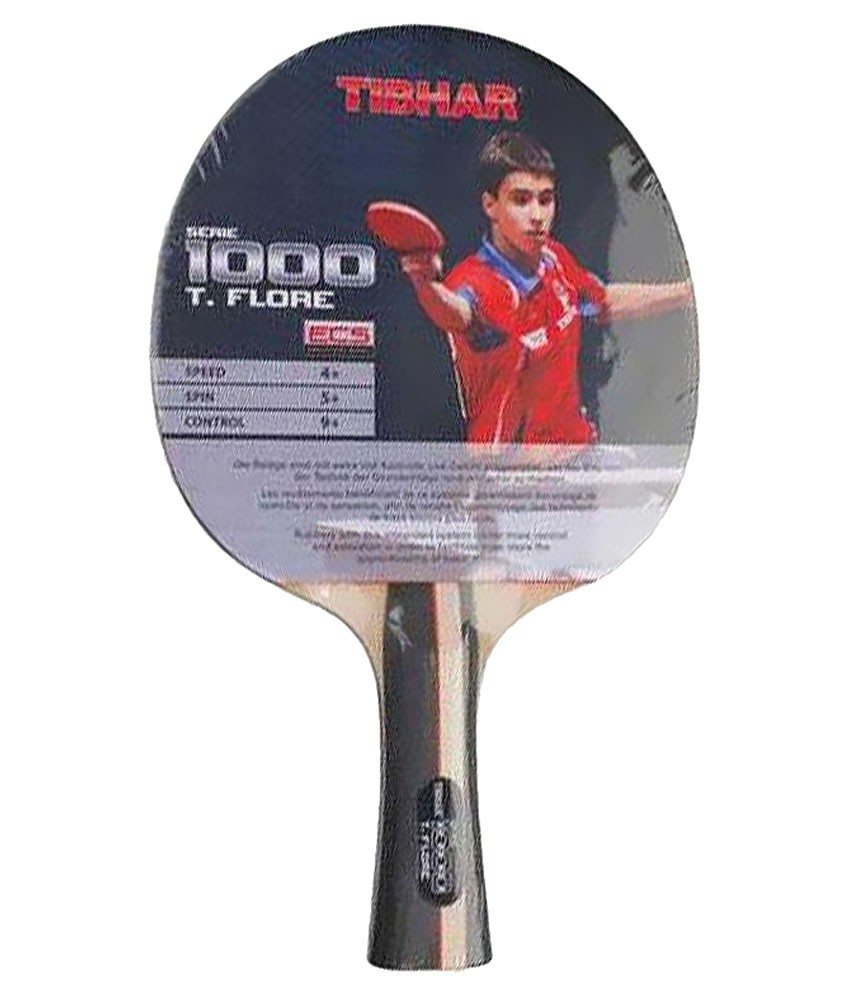 Tibhar T.Flore 1000 Table Tennis Bat