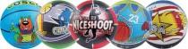 Cosco Multi Graphics Basketball Size 3