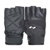 Nivia Pro Wrap Gym Gloves