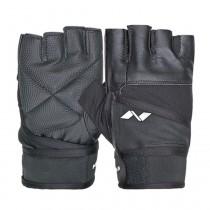 Nivia Pro Wrap Gym Gloves