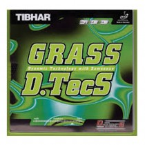 Tibhar Grass D.Techs Table Tennis Rubber