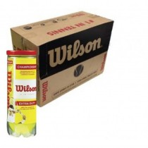 Wilson Championship Extra Duty Tennis Balls Cartons (Set of 24 cans)