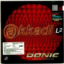 Donic Akkadi  L2 (OX)  Table Tennis Rubber.