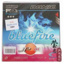 Donic Blue Fire JP 01 Table Tennis Rubber